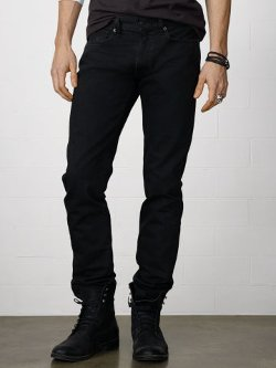 Ralph Lauren - Slim-Fit Rosborough Jean