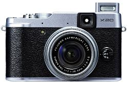 Fujifilm  - X20 12 MP Digital Camera with 2.8-Inch LCD