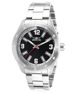 Victorinox Swiss Army - Specialty Stainless Steel Black Diall Watch