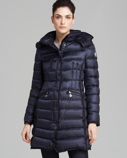 Moncler - Down Coat - Hermine Mid-Length