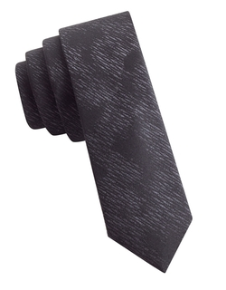 Calvin Klein - Silk Abstract Print Tie