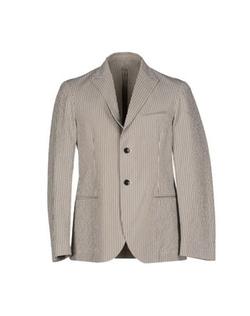 Camo - Plain Weave Blazer