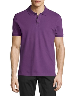 Armani Collezioni - Piqué Polo Shirt