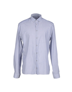 Neil Barrett  - Long Sleeve Button Down Shirt
