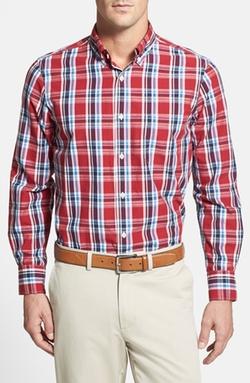 Nordstrom - Regular Fit Long Sleeve Sport Shirt