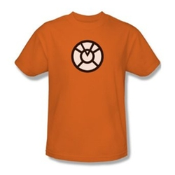 Trevco - Green Lantern DC Comics Agent Orange T-Shirt