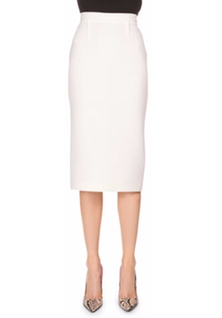 Roland Mouret - Arreton Fitted Pencil Skirt