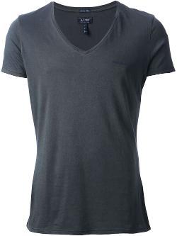 Armani Jeans  - V-neck T-shirt