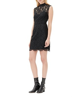 Sandro - Romie Lace Dress