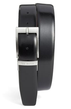 Ted Baker London - Reversible Leather Belt