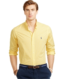 Polo Ralph Lauren - Checked Poplin Shirt