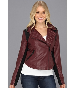 Sam Edelman - Vegan Leather Jacket