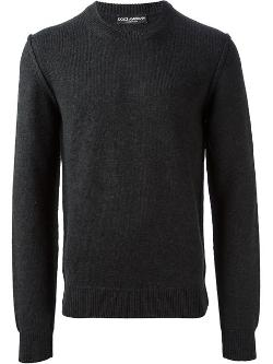 Dolce & Gabbana  - Crew Neck Sweater