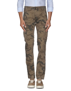 Camouflage Ar And J.  - Cargo Pants