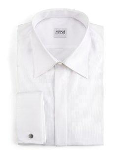 Armani Collezioni - Basic  Modern Fit Formal Shirt