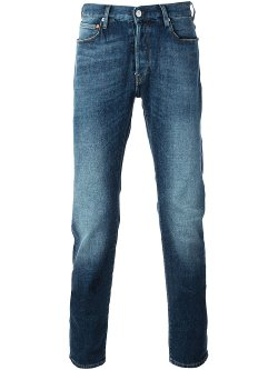 Paul Smith  - Slim Medium Wash Jeans