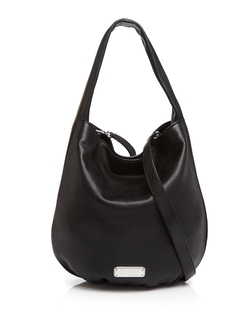 Marc By Marc Jacobs  - New Q Zippers Hillier Embossed Hobo Bag