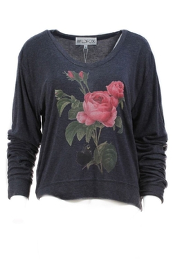 Wildfox - Clare Rose Sweater