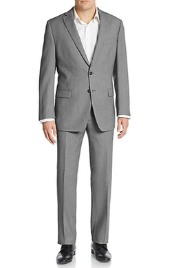 Calvin Klein - Slim-Fit Wool Suit