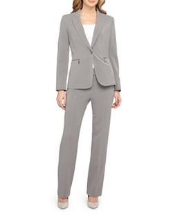 Arthur S. Levine - 2-Piece Jacket and Pants Suit