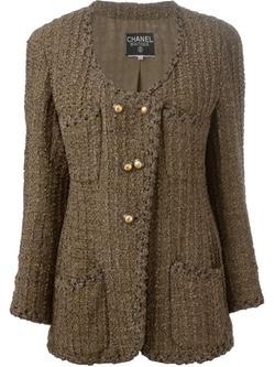 Chanel Vintage - Bouclé Jacket