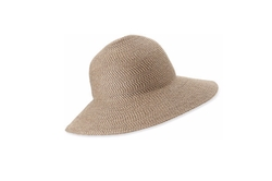Eric Javits - Squishee IV Woven Round-Dome Sun Hat