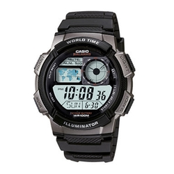 Casio - Illuminator Bezel Digital Sport Watch