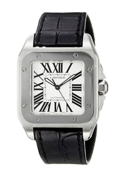 Cartier - Automatic Leather Watch