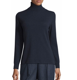 Lafayette 148 New York - Cashmere Turtleneck Shirt