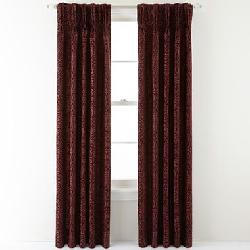 Royal Velvet - Colebrook Pinch-Pleat Curtain Panel