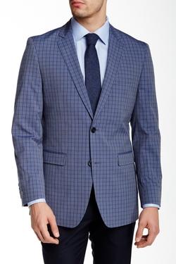 Perry Ellis - Plaid Sport Coat