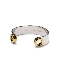 Marc by Marc Jacobs - Small Peephole Cuff Bracelet