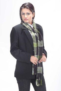 Legend  - Cozy Wool Pashmina Long Scarf