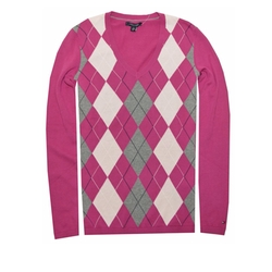 Tommy Hilfiger - Classic Argyle Sweater