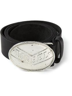 Diesel  - Oval Buckle Belt