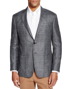 Todd Snyder  - Plaid Slim Fit Sport Coat
