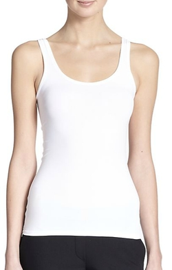 Theory - Fliore Stretch Jersey Tank Top
