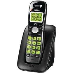 Uniden - DECT 6.0 Cordless Phone (D1364BK)