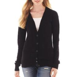 Arizona  - Long-Sleeve Boyfriend Cardigan