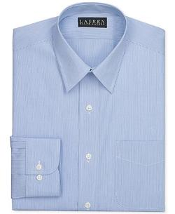 Ralph Lauren  - Non-Iron Poplin Stripe Dress Shirt