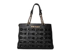 Betsey Johnson - Woven Bows Tote  Bag