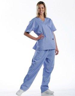 Salus Uniforms - Unisex Scrub Set