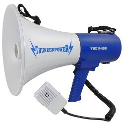 Thunder Power - Extra Loud Megaphone