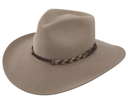 Stetson - Wool Pinch Front Cowboy Hat