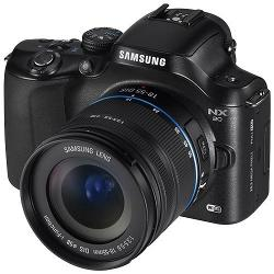 Samsung  - NX20 20.3 MP SLR with 3.0-Inch LCD Camera
