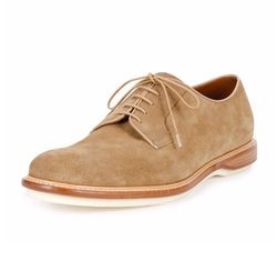 Bally - Steve Suede Derby Shoes
