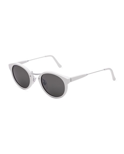 Super by Retrosuperfuture  - Panama Metric Cat-Eye Sunglasses