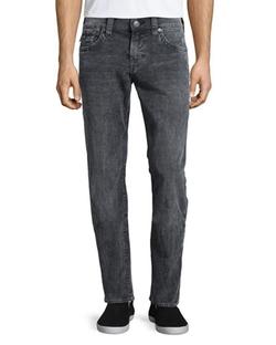 True Religion - Geno Acid-Wash Denim Jeans