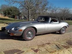 Jaguar  - 1974 E-Type