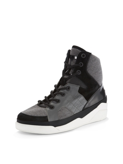 DKNY - Chrystie High Top Sneakers